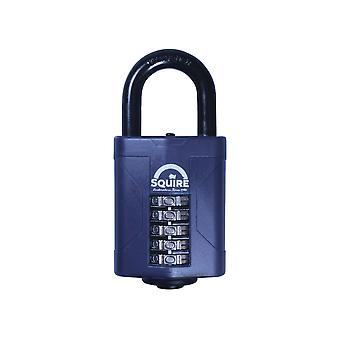 Henry Squire CP60 Combination Padlock 5-Wheel 60mm HSQCP60