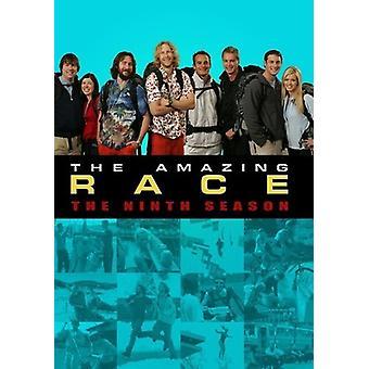 Amazing Race: Season 9 [DVD] USA import