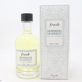 Hesperides Pamplemousse par Fresh Eau De Parfum 3.3oz/100ml Spray New With Box