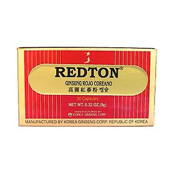 Redton Ginseng Red 30 capsules