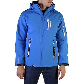 Geographical Norway - Clothing - Jackets - Tichri_man_blue - Men - dodgerblue - XXL