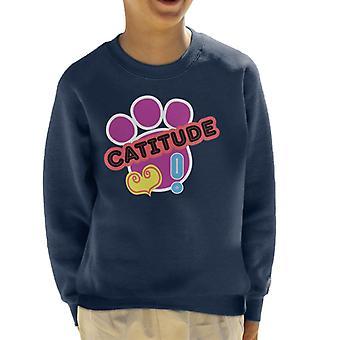 Littlest Pet Shop Catitude Kid's Sweatshirt