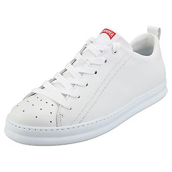 Camper Runner Four Mens Casual Trainers in White
