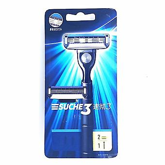 Razor Blades Cassette Shaving Blade For Men Face - 4 Layer Blades