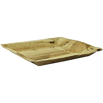Vegware Square Palm Plate 10''