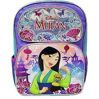 Backpack - Disney - Princess - Mulan Pretty & Brave 16