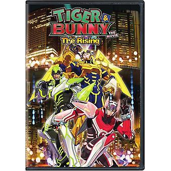 Tigre & Bunny le film 2: la hausse import USA [DVD]