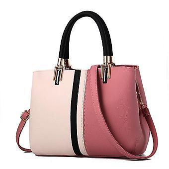 Europeiska och amerikanska lady's pu mode handväska
