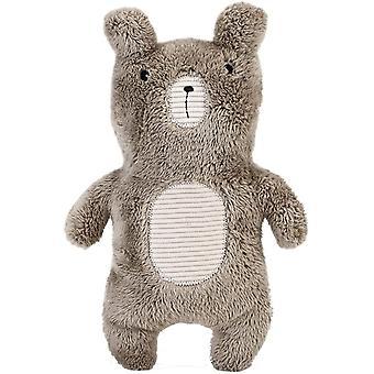Conçu par Lotte Peluche Toy Lema Bear - Beige - 25.5cm