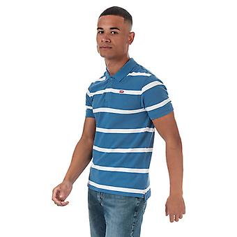 Men's Levis Good Polo Shirt in Blue