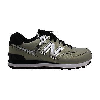 جديد التوازن النساء WL574 الدانتيل الأعلى منخفضة حتى أحذية رياضية أزياء