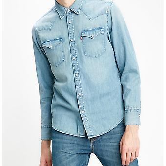Levi's® Levis Barstow Western Standard Shirt (roter Gussstein)