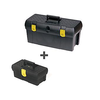 Stanley Tools Tool Box 50cm (19in) + Toolbox 32cm (12.1/2in) STA192952