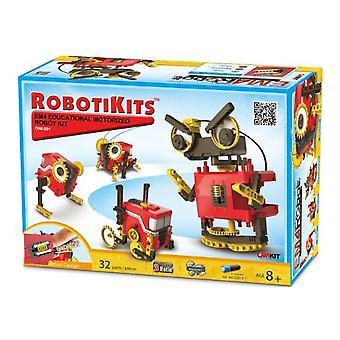 OWI 4 režim EM4 motorizované robot Kit