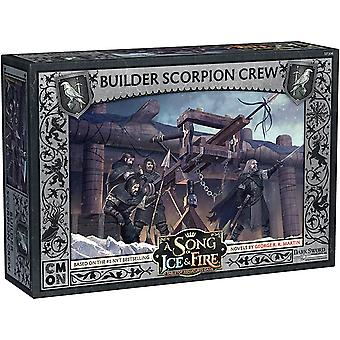 A Song of Ice and Fire Builder Scorpion Crew Expansion Pack
