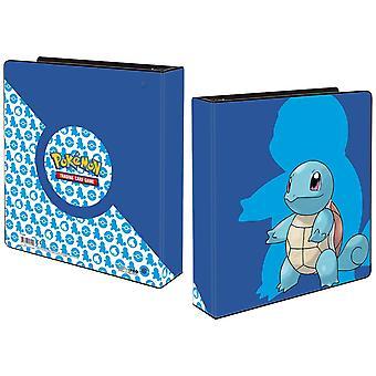 Pokemon Squirtle 2inch Album