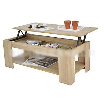 Multifunctional Lifting And Folding Coffee Table