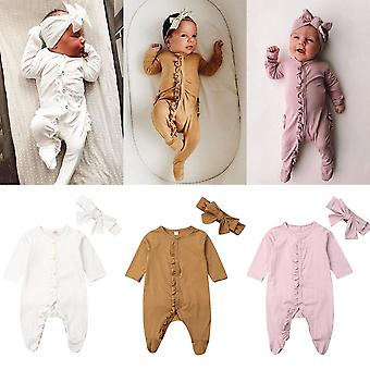 Langarm Sleepwear für Neugeborene
