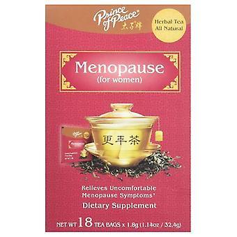 Prince Of Peace Herbal Tea, Menopause 18 Bags