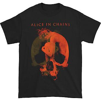 Alice In Chains Fetal 2014 Tour T-shirt