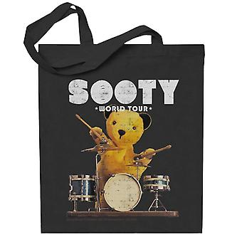 Sooty World Tour Drummer Totebag