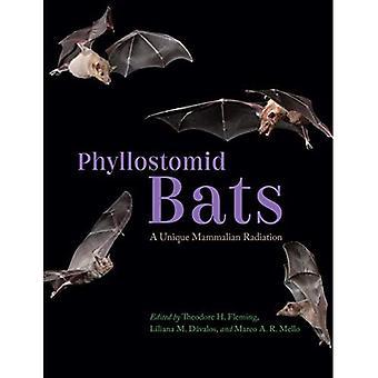 Phyllostomid Bats: A Unique� Mammalian Radiation