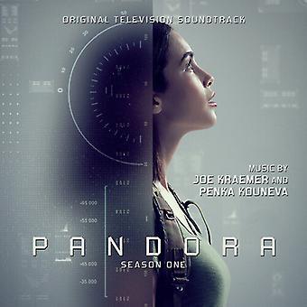 Pandora: Season One / O.S.T. [CD] USA import