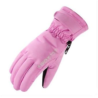 Men And Women's Ski  Snowboard Gloves Snowmobile Motorcycle Riding Winter Glove