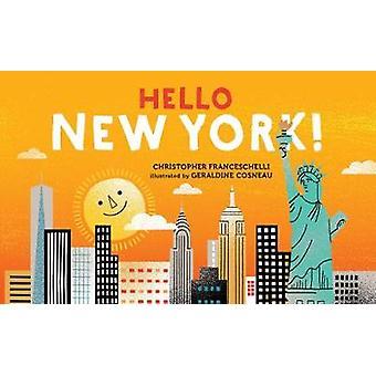 Hello New York Hello Big City