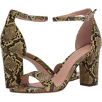 Madden Girl Womens Beella Fabric Open Toe Casual Ankle Strap Sandals