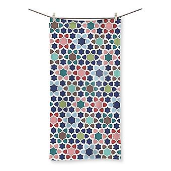 Pattern 43 beach towel