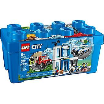 ليغو 60270 صندوق تخزين الشرطة
