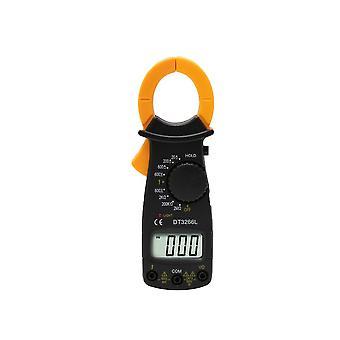 DT3266L Portable LCD Digital Clamp Multimeter AC DC Voltage Current Tester Meter
