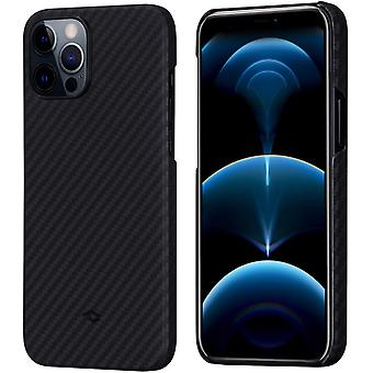 PITAKA iPhone 12 Pro Case for iPhone 12 Pro Phone Case Ultra Thin and Light MagEZ Case