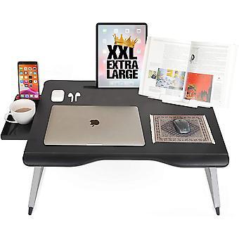 Cooper Mega Table [XXL Folding Laptop Desk] for Bed & Sofa | Couch Table, Bed Desk, Laptop