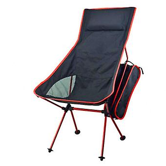 Lightweight Fishing Camping Bbq Chairs Folding Extended Hiking Seat