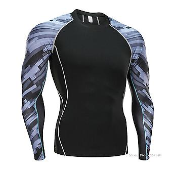 Compression Men T-shirt + Leggings Rashgard Kit