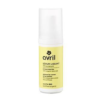 Organic Facial Serum 30 ml de serum