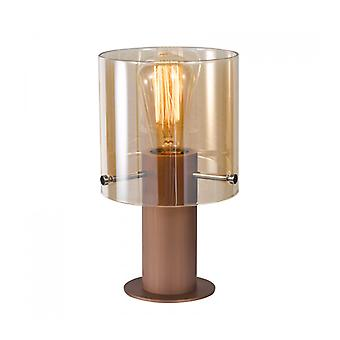 Lámpara de Escritorio Moderno Javier Bronce Antiguo, Negro