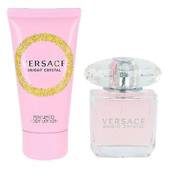 Womenăs Parfum Set Bright Crystal Versace EDT (2 buc)