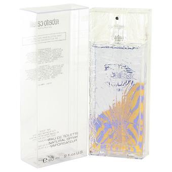 Just Cavalli Eau De Toilette Spray By Roberto Cavalli 2 oz Eau De Toilette Spray