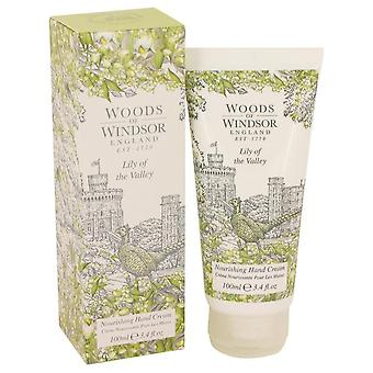 Lily Of The Valley (woods Of Windsor) Nourishing Hand Cream By Woods Of Windsor 3.4 oz Nourishing Hand Cream