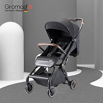 Automatic Folding And Opening Baby Stroller