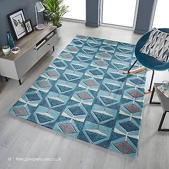 Kodiac blå matta