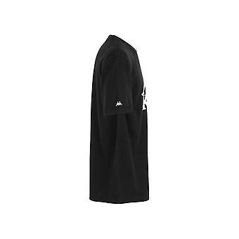Kappa Tahiti Authentic T-Shirt - Black