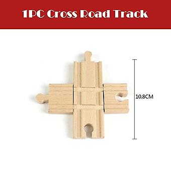 All Kinds Wooden Track Railway, Beech Train Accessories, Fit For Brand Tracks,