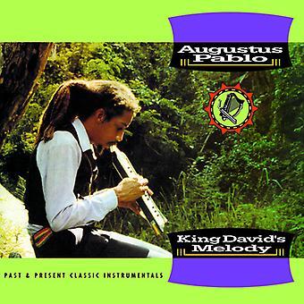 Augustus Pablo - King David's Melody [CD] USA import