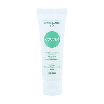 Bioherkkä iho Kosteuttava käsivoide 50 ml kermaa