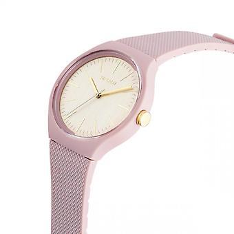 Superdry Kvinders Watch SYL344P - Pink Silikone armbånd