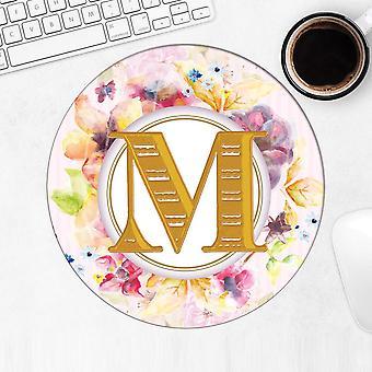 لوحة مفاتيح الهدايا: اسم حرف M أحادي الحروف
